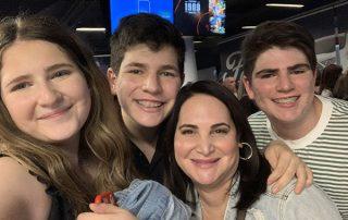 Lisa Brookman Family